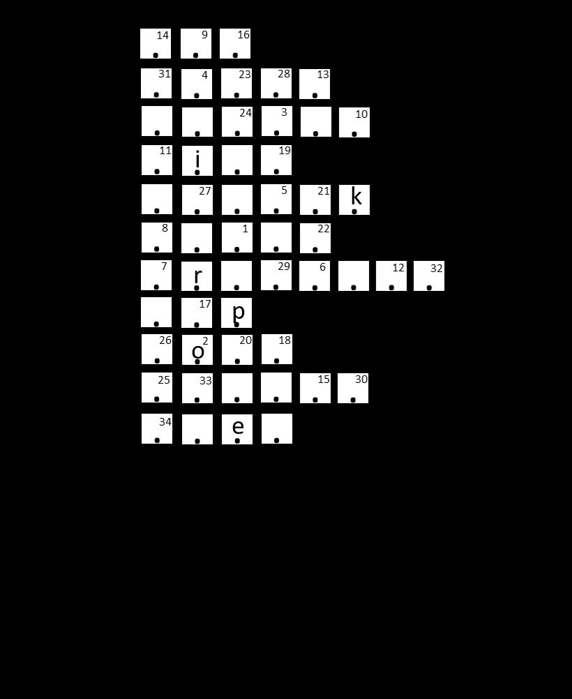 Qr Code puzzel 4.0