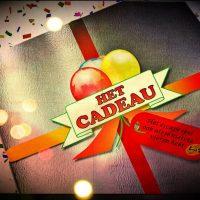 Cadeau-confett